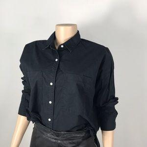 Everlane shirt size 6 long sleeve 💯 cotton